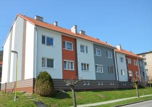 Bytový dom Nová Baňa